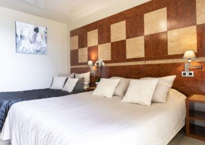le richmont hotel marseillan 2 lits