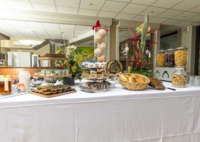 le richmont hotel marseillan buffet restaurant