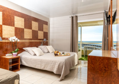 le richmont hotel marseillan chambre vue mer