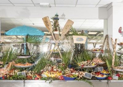 le richmont hotel marseillan buffet fruit de mer